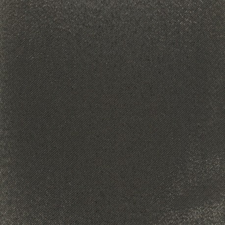 Iron-on Glitz Fabric - charcoal