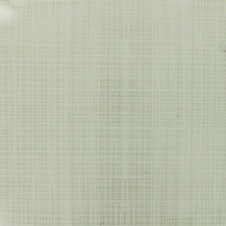 Cristal transparent 50/100 - Plastique x10cm
