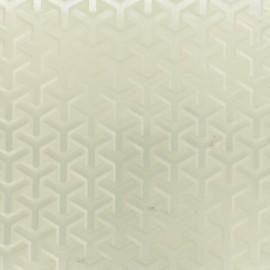 Cristal transparent 50/100 Motif Industry - 3D x 10cm