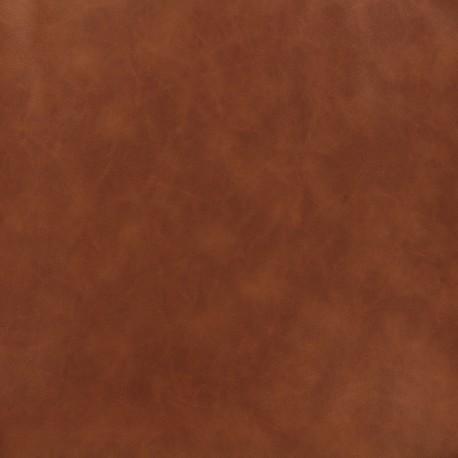 Simili cuir Cotton - camel x 10cm