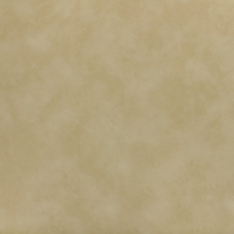 Imitation leather Cotton - ecru x 10cm
