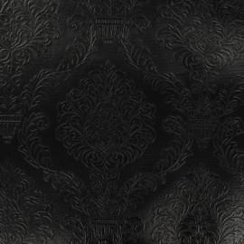 Imitation leather Royal - black x 10cm
