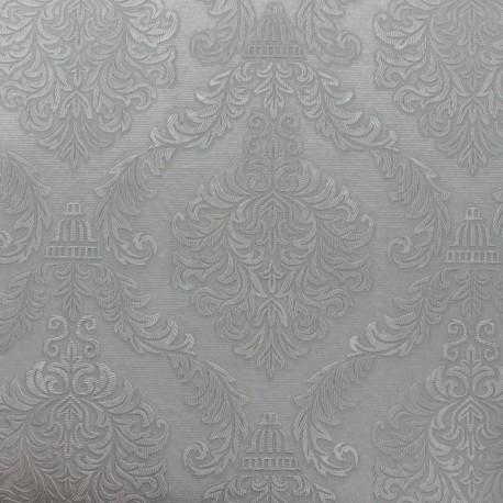 Imitation leather Royal - silver x 10cm
