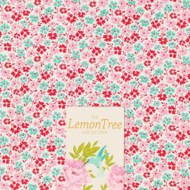Tissu coton Tilda LemonTree collection - Flowerfield rose x 10cm