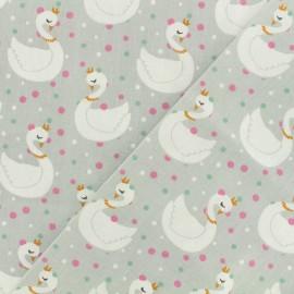Tissu cretonne  - Eloise x 10cm