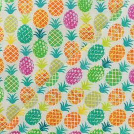 Tissu coton numérique Provence - Djimini x 10cm
