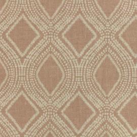 Tissu Polycoton Linen - blush x 10cm