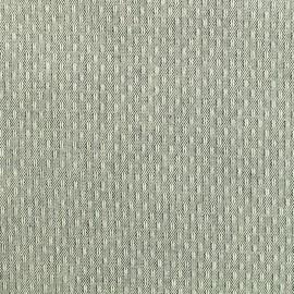 Tissu Coton tissé Grain de riz - noir et blanc x 10cm