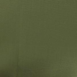 Tissu Toile plein air uni (320cm) - sauge x 10cm