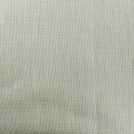 Tissu Oeko-Tex Toile plein air 320cm chiné - tabac x 10cm