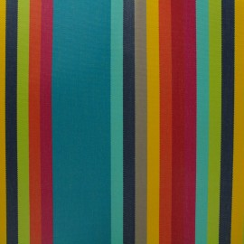 Tissu plein air enduit Dralon® Sunny Samba (160cm) - anis x 10cm