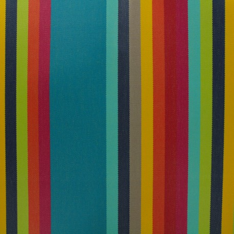 Outdoor Oeko-Tex canvas fabric Sunny - anise  x 10cm