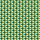 Cretonne cotton Fabric Kheops - emerald
