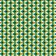 Cretonne cotton Fabric Kheops - emerald x10cm