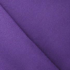 Tissu Feutrine améthyste x 10cm