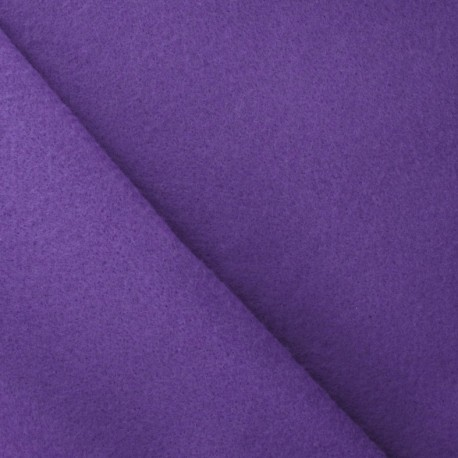 Felt Fabric - Amethyst x 10cm