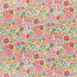 Tissu Liberty - elysian day D rose x 10cm