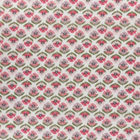 Tissu Liberty - miranda A rose x 10cm