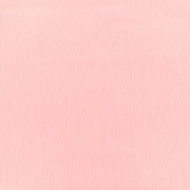 Tissu voile de coton Tiny Stripes - rose x 10cm