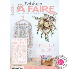 Magazine Idées à Faire N°15 Mai-Juin