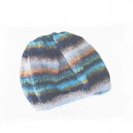 """Hat """"Lady Moana"""" in 54/56/58cm from Kids Tricots - multicolored"""