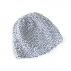 "Hat ""Lady Akela"""" in 54/56/58cm from Kids Tricots - grey"