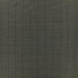 Tissu Tailleur Summer Prince - noir x 10cm