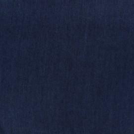 Tissu Tencel Aspect denim - bleu x 10 cm