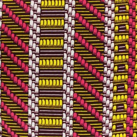 Tissu Wax - Kinga x 10cm