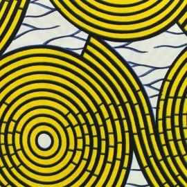Tissu Wax - Anufo x 10cm