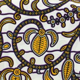 Tissu Wax - Chikaonde x 10cm