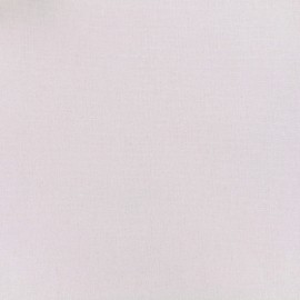 Tissu lin viscose irisé - white x 10cm