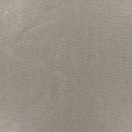 Tissu lin viscose irisé - sand x 10cm