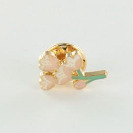 Pin's Fleur de cerisier- nude