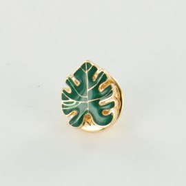 Pin leaf - green