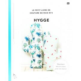 """Livre """"Le petit livre de couture de Rico n°3 Hygge"""""""