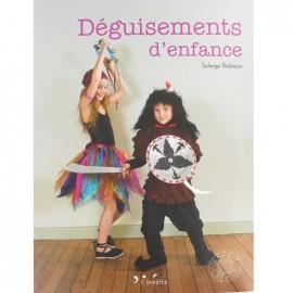 """Livre """"Déguisements d'enfance"""""""