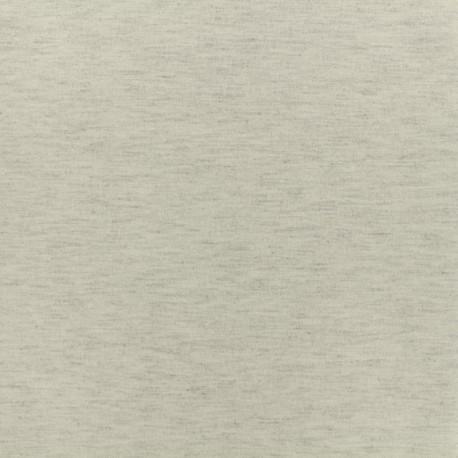 Bi face plain neoprene fabric Scuba - sand x 10cm