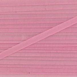 Ruban aspect soie 4 mm - barbapapa x 1m