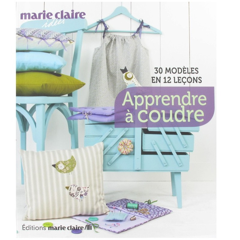 livre apprendre coudre ma petite mercerie. Black Bedroom Furniture Sets. Home Design Ideas