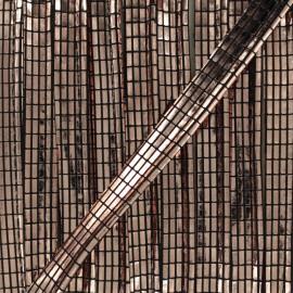 Passepoil spectacle - cuivre noir x 1m