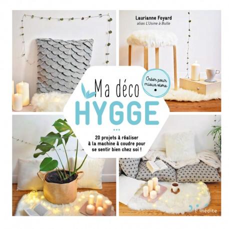 """Book """"Ma déco Hygge"""""""