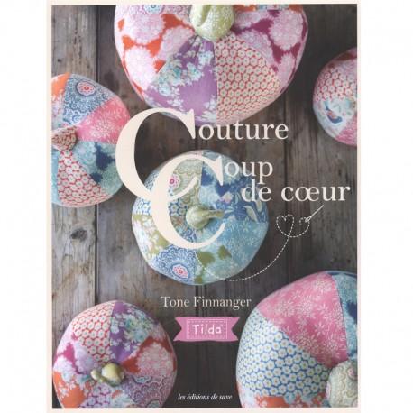 """Book """"Couture Coup de coeur"""""""