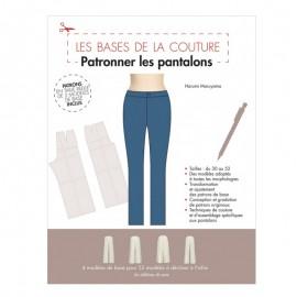 """Livre """"Patronner les pantalons"""""""