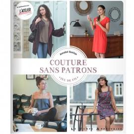 """Livre """"Couture sans patrons"""""""