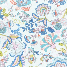 Liberty fabric - Mabelle- cream x 10cm