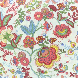 Liberty fabric - Mabelle- red x 10cm
