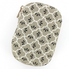 Sewing pouch Haute Couture Vintage - beige