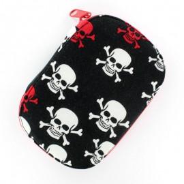 Pochette à couture Pirates - noir