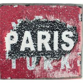 Paillettes double face NY/Paris à coudre